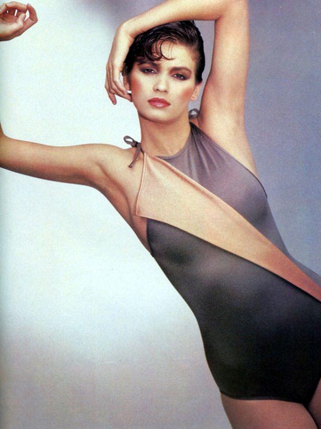 Слишком красивая Джиа Каранджи в фотографиях 1970-80-х годов 24