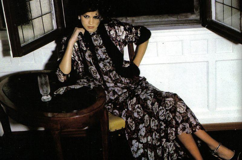 Слишком красивая Джиа Каранджи в фотографиях 1970-80-х годов 3