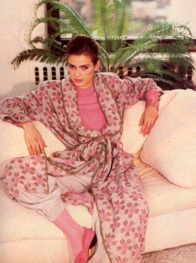 Слишком красивая Джиа Каранджи в фотографиях 1970-80-х годов 35