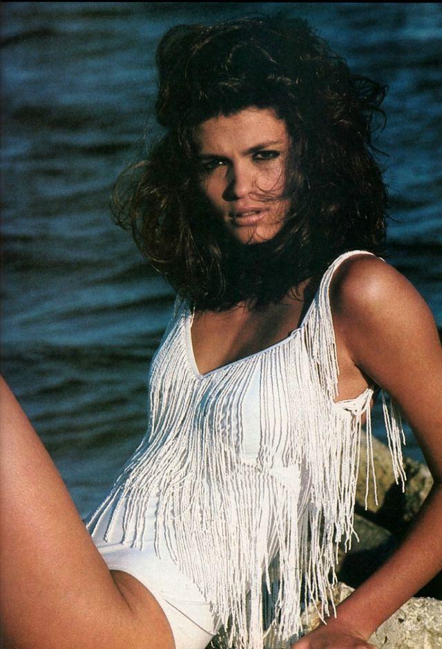 Слишком красивая Джиа Каранджи в фотографиях 1970-80-х годов 39