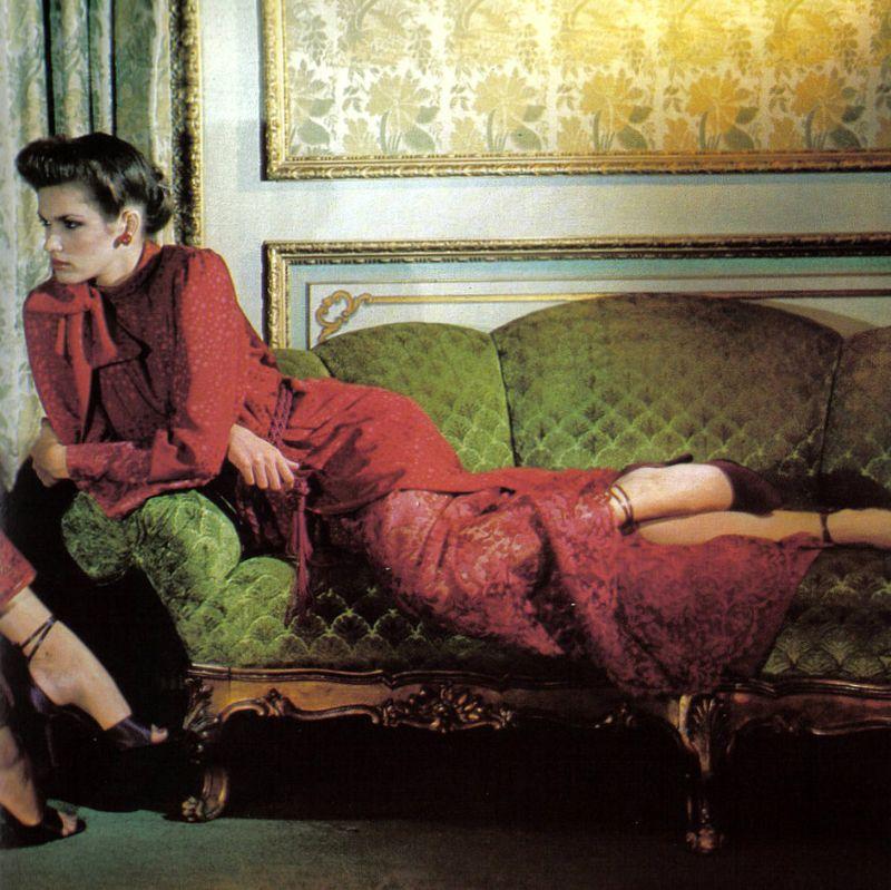 Слишком красивая Джиа Каранджи в фотографиях 1970-80-х годов 4