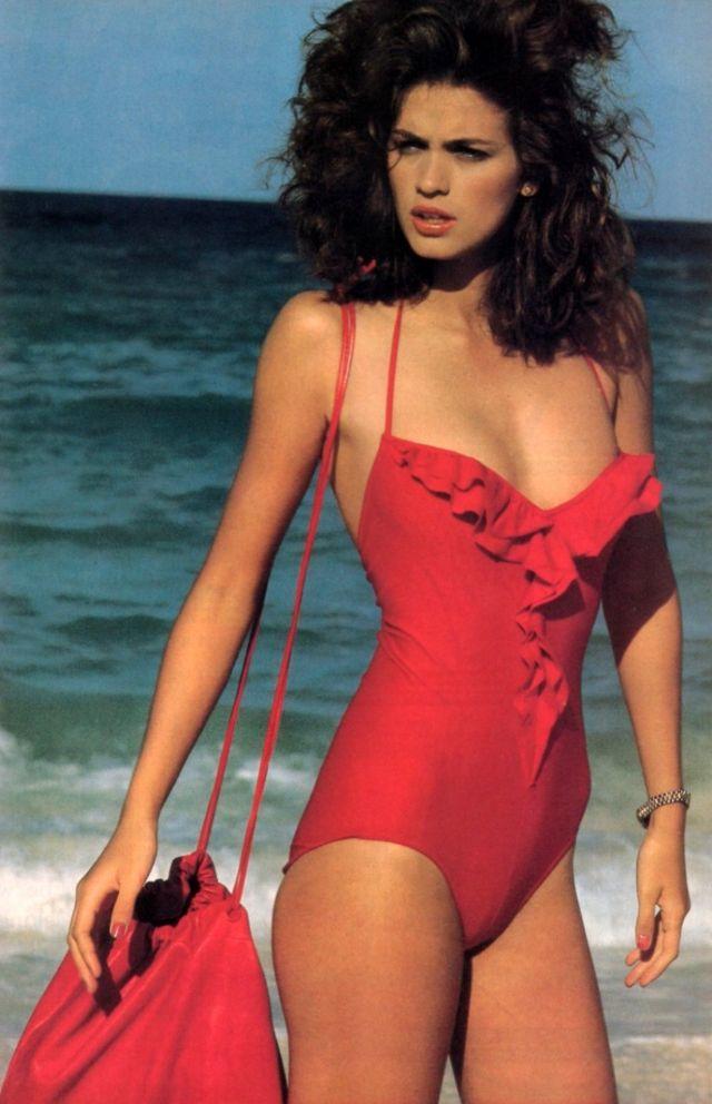 Слишком красивая Джиа Каранджи в фотографиях 1970-80-х годов 40