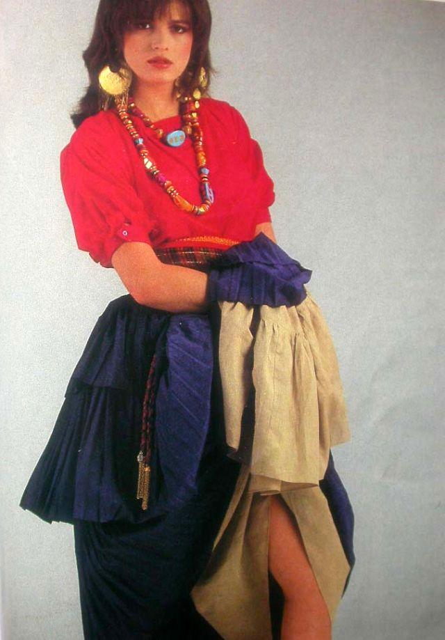 Слишком красивая Джиа Каранджи в фотографиях 1970-80-х годов 45