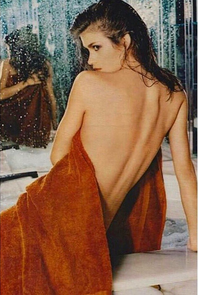 Слишком красивая Джиа Каранджи в фотографиях 1970-80-х годов 51