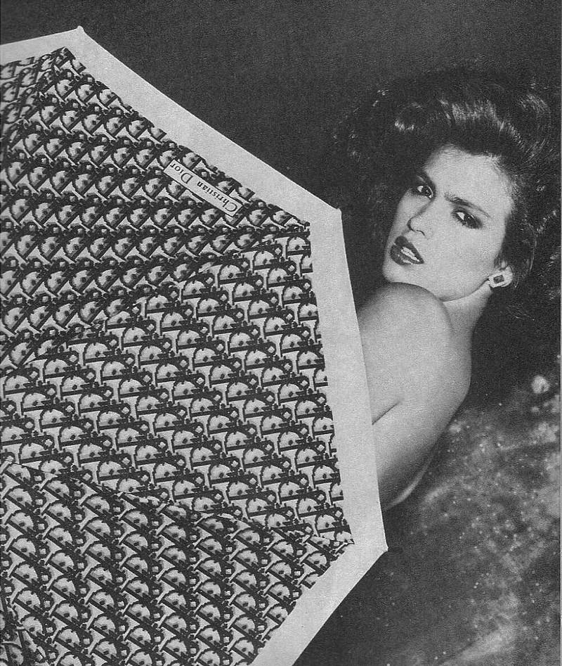 Слишком красивая Джиа Каранджи в фотографиях 1970-80-х годов 52