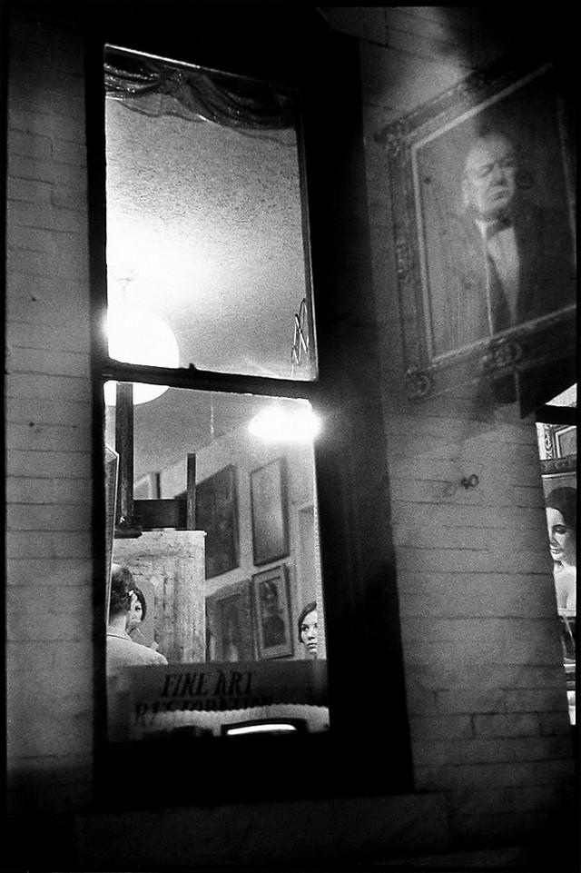 Луи Фаурер – лирик с фотокамерой на улицах Нью-Йорка 12