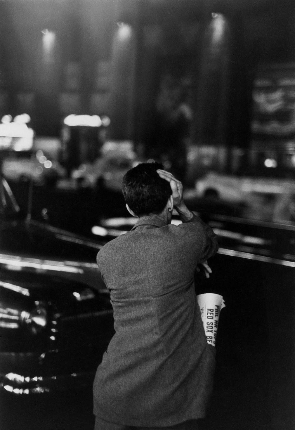 Луи Фаурер – лирик с фотокамерой на улицах Нью-Йорка 17