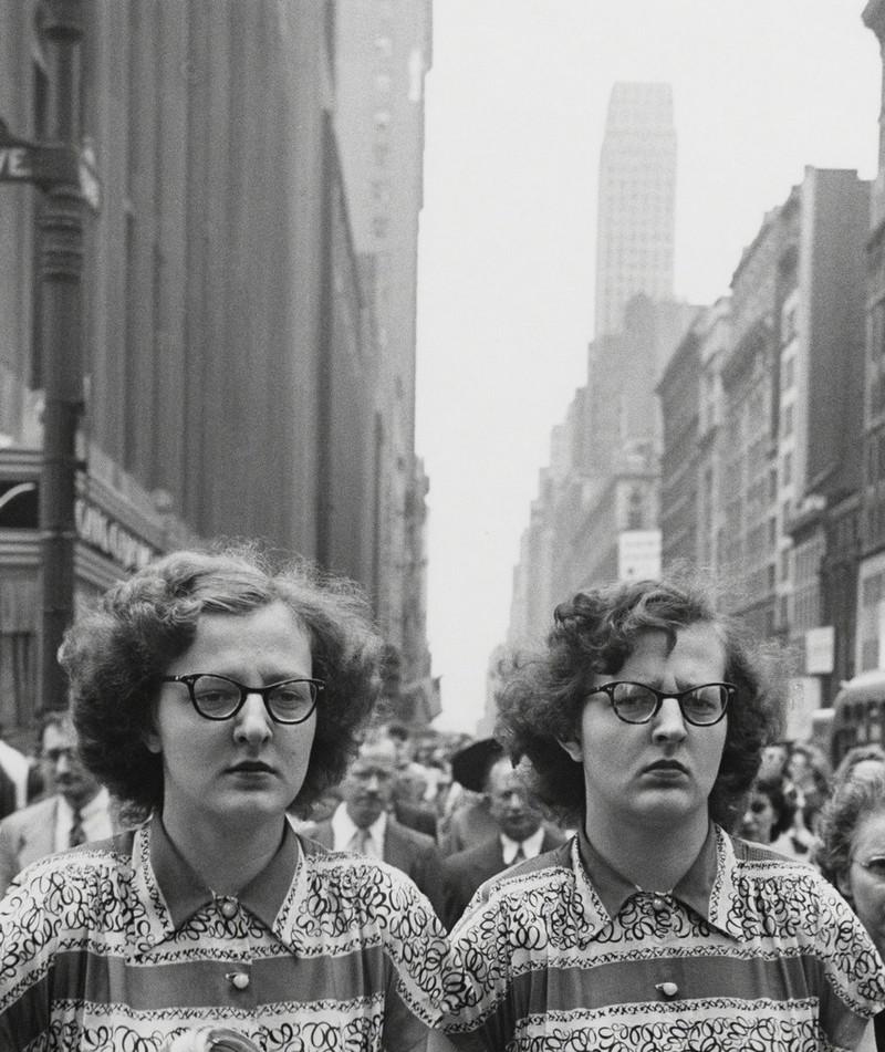 Луи Фаурер – лирик с фотокамерой на улицах Нью-Йорка 26
