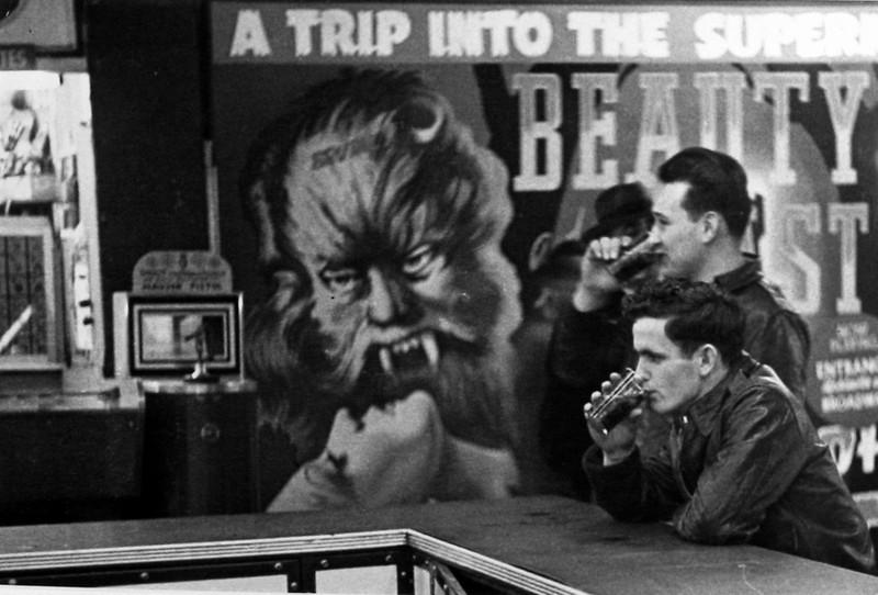 Луи Фаурер – лирик с фотокамерой на улицах Нью-Йорка 28