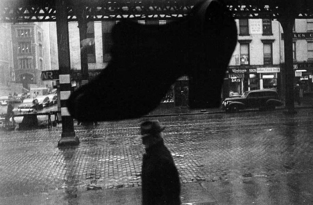 Луи Фаурер – лирик с фотокамерой на улицах Нью-Йорка 46