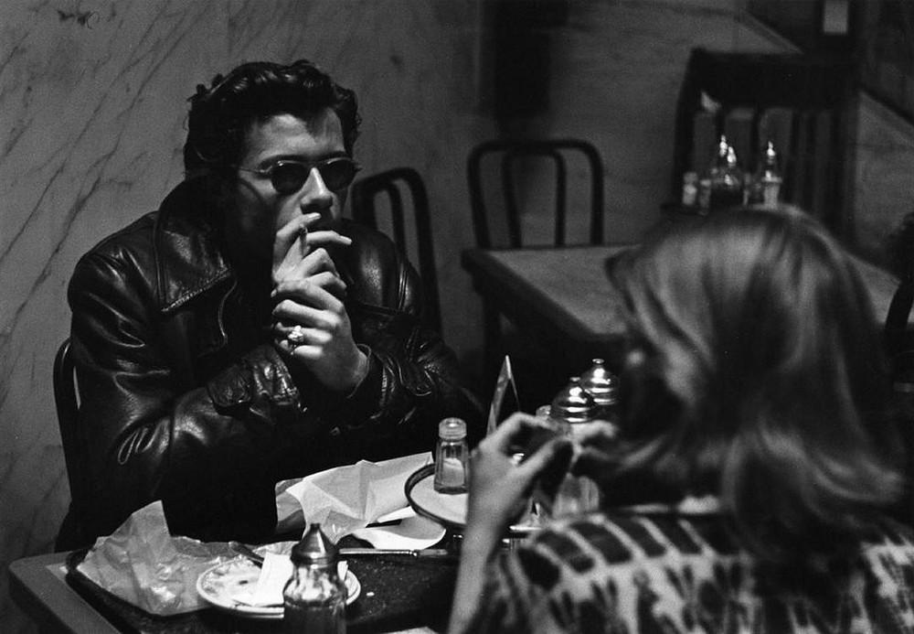 Луи Фаурер – лирик с фотокамерой на улицах Нью-Йорка 48