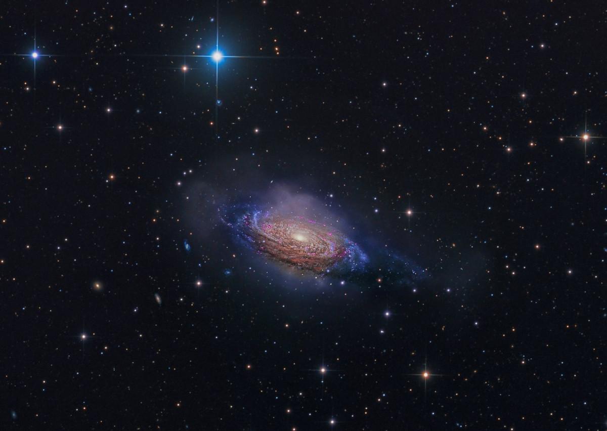Фотографии астрономической красоты от победителей конкурса Astronomy Photographer of the Year 2018  9