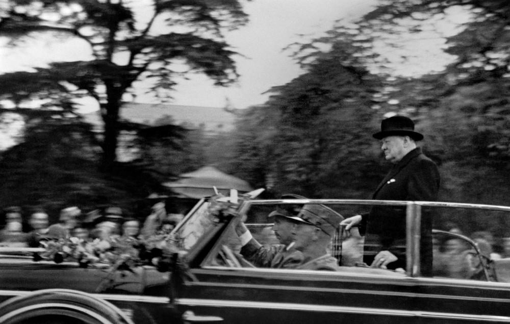 Рене Бурри: «Я никогда не думал, что стану фотографом» 1