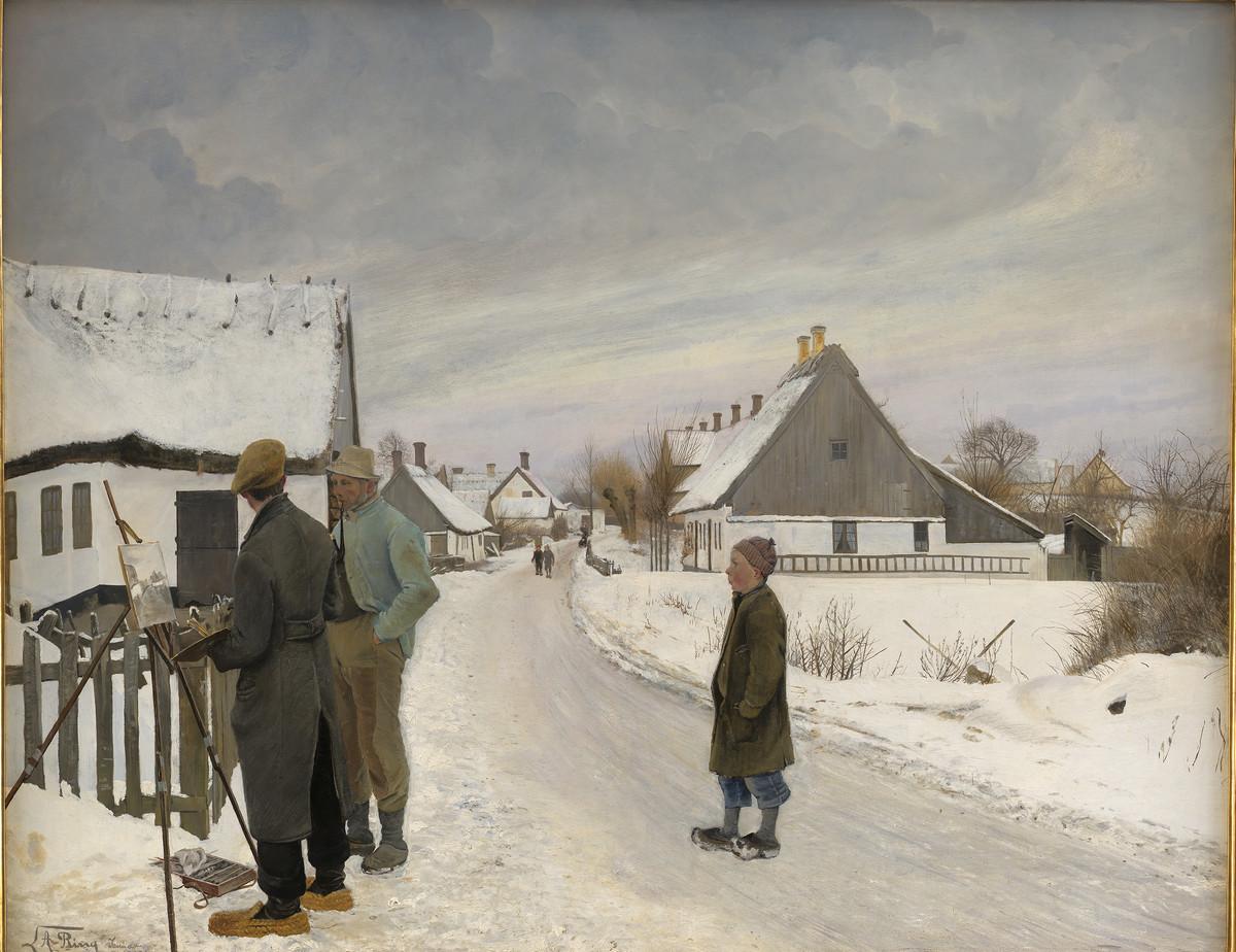 Музей искусств Дании выложил свои коллекции в открытый доступ 15