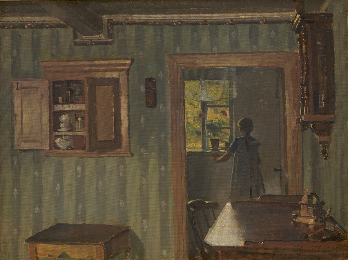 Музей искусств Дании выложил свои коллекции в открытый доступ 20