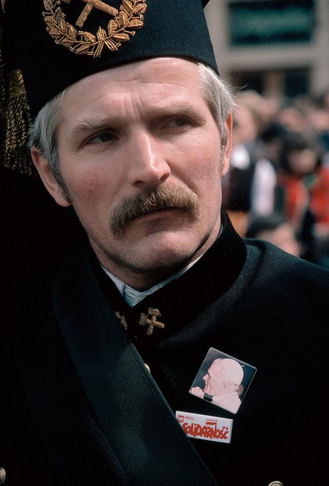 Портрет Польши в начале 1980-х. Фотограф Бруно Барби  1