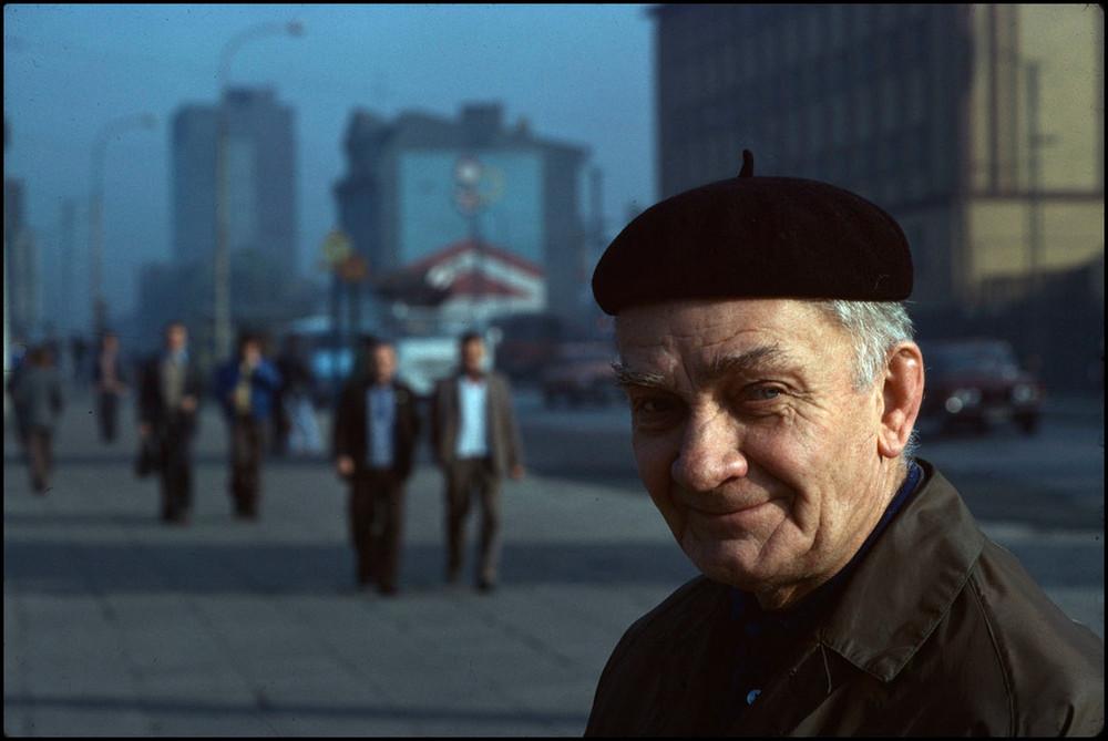 Портрет Польши в начале 1980-х. Фотограф Бруно Барби  13