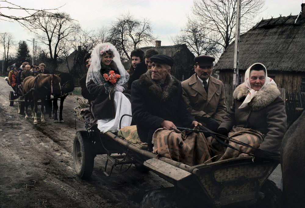 Портрет Польши в начале 1980-х. Фотограф Бруно Барби  14