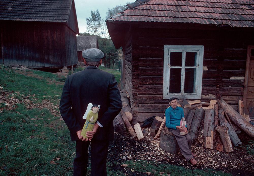 Портрет Польши в начале 1980-х. Фотограф Бруно Барби  17