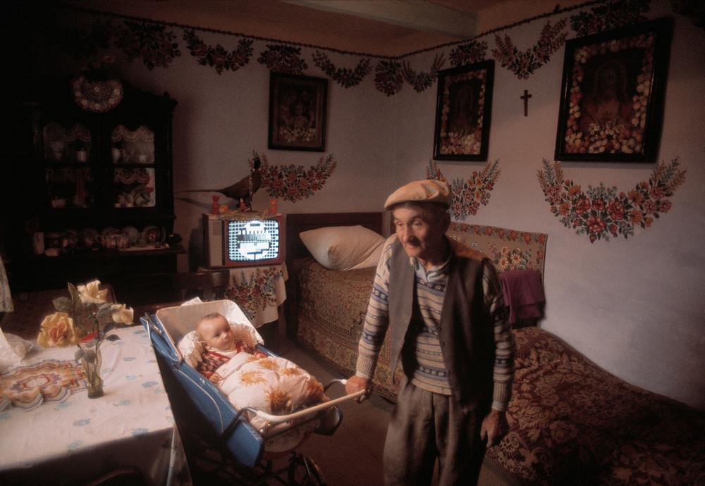 Портрет Польши в начале 1980-х. Фотограф Бруно Барби  20