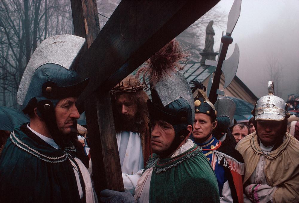 Портрет Польши в начале 1980-х. Фотограф Бруно Барби  24