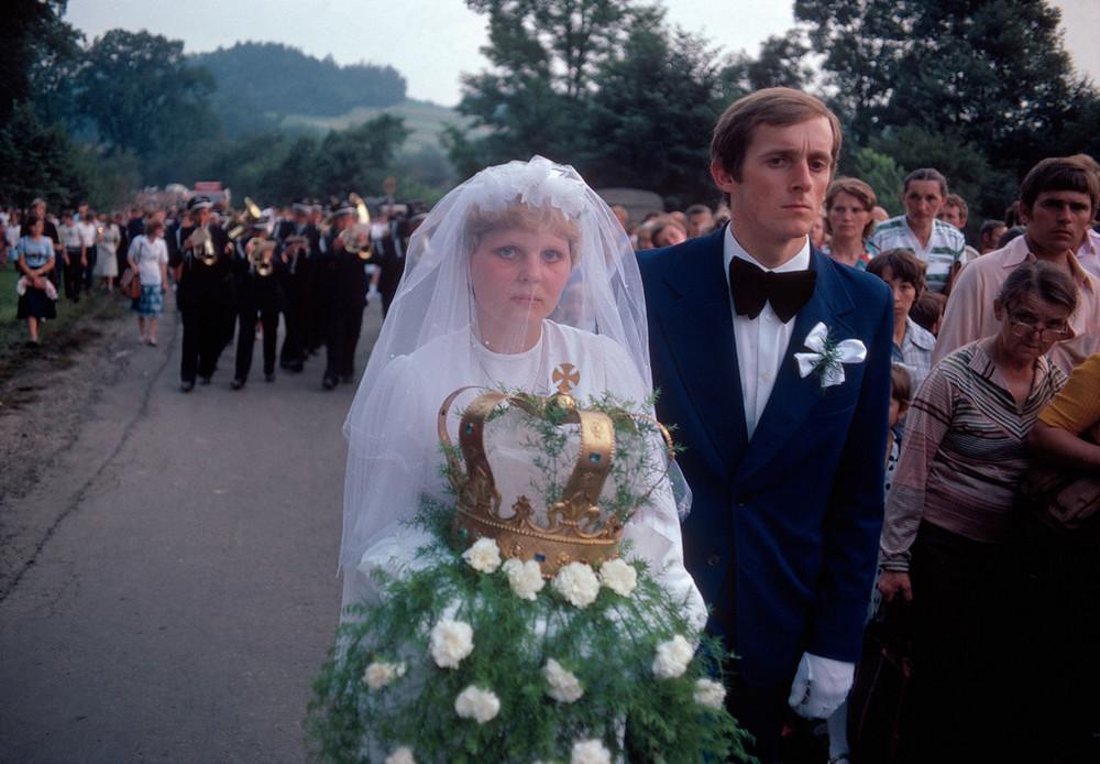 Портрет Польши в начале 1980-х. Фотограф Бруно Барби  26