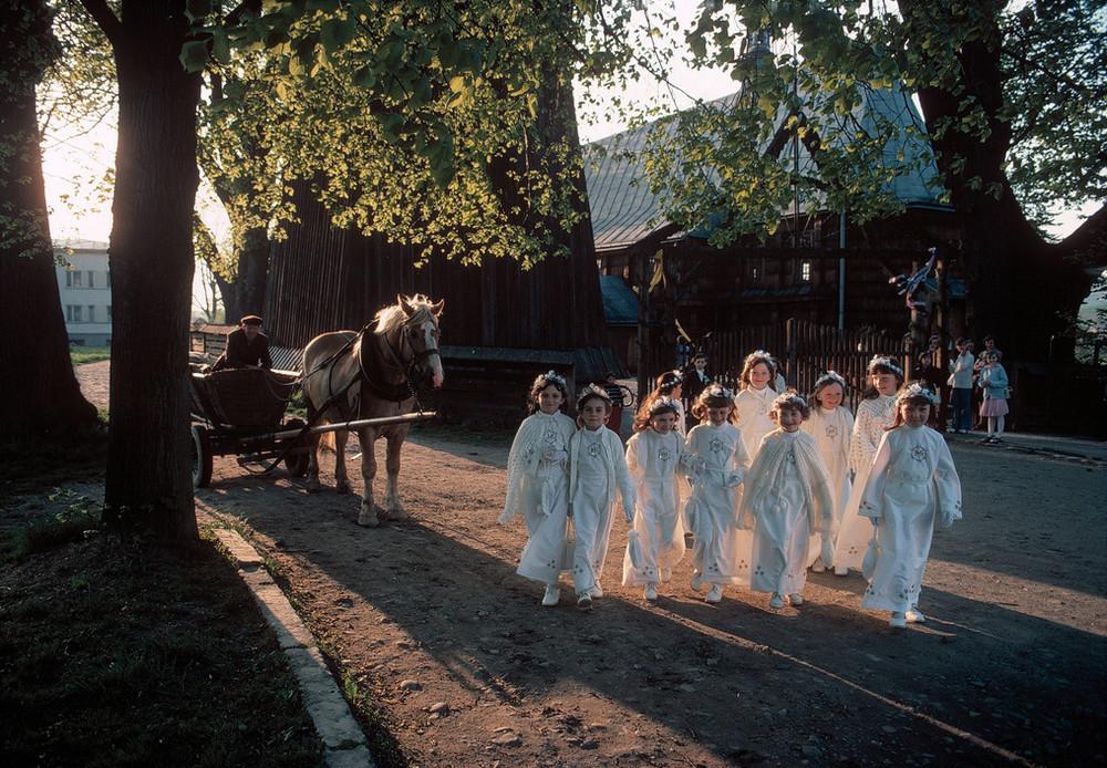 Портрет Польши в начале 1980-х. Фотограф Бруно Барби  3