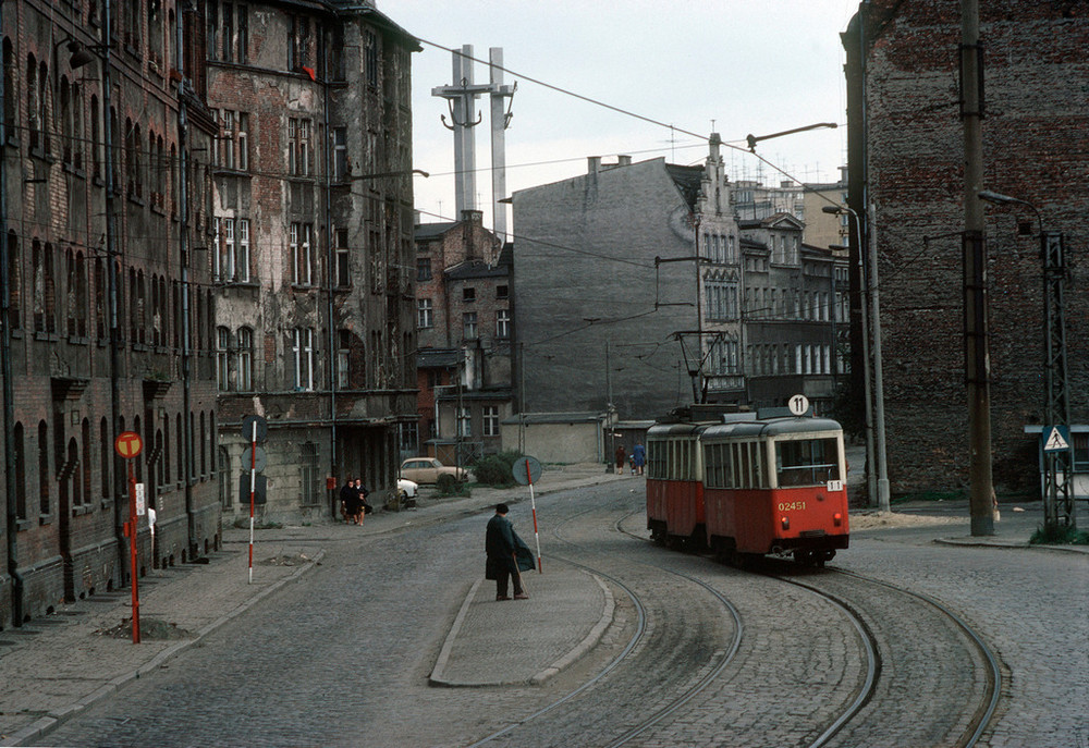Портрет Польши в начале 1980-х. Фотограф Бруно Барби  43