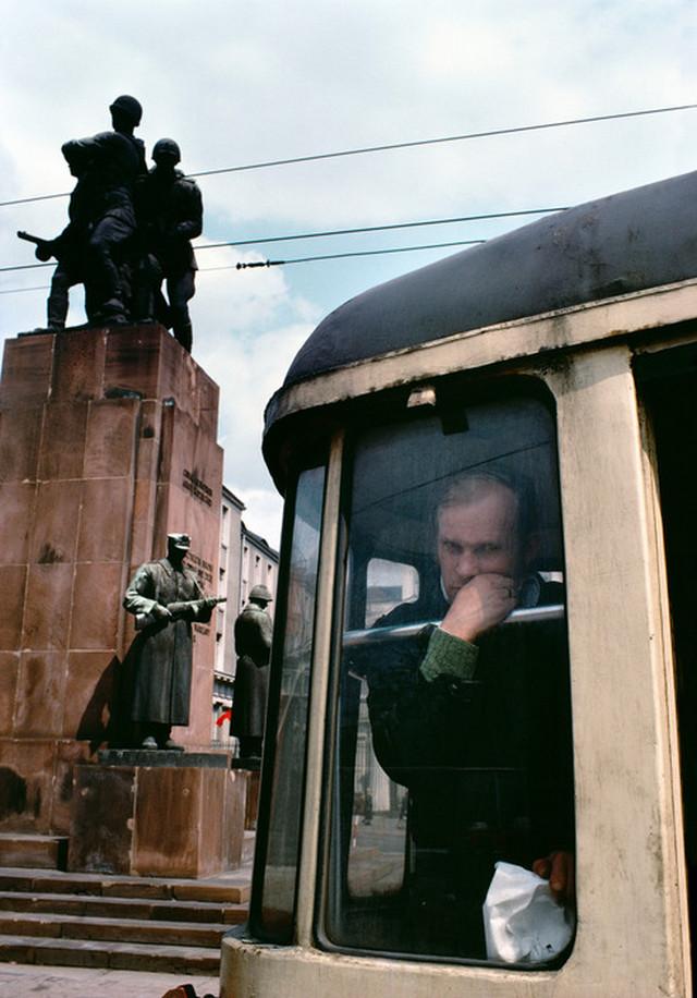 Портрет Польши в начале 1980-х. Фотограф Бруно Барби  53
