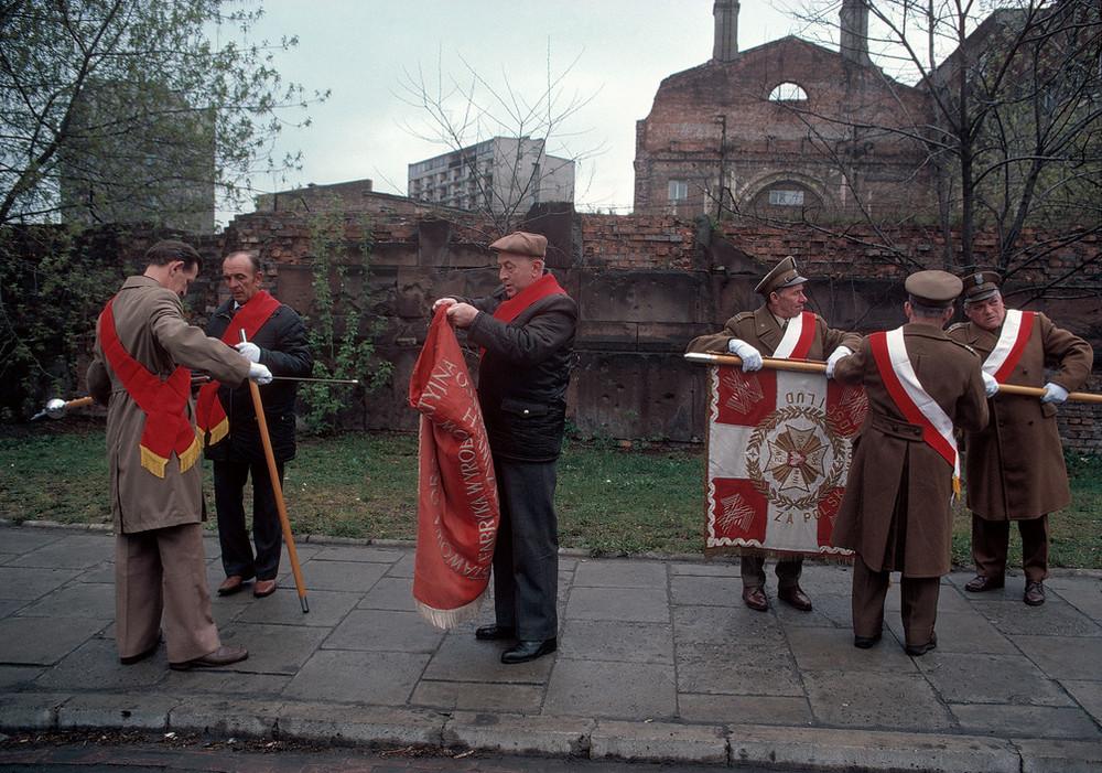 Портрет Польши в начале 1980-х. Фотограф Бруно Барби  54