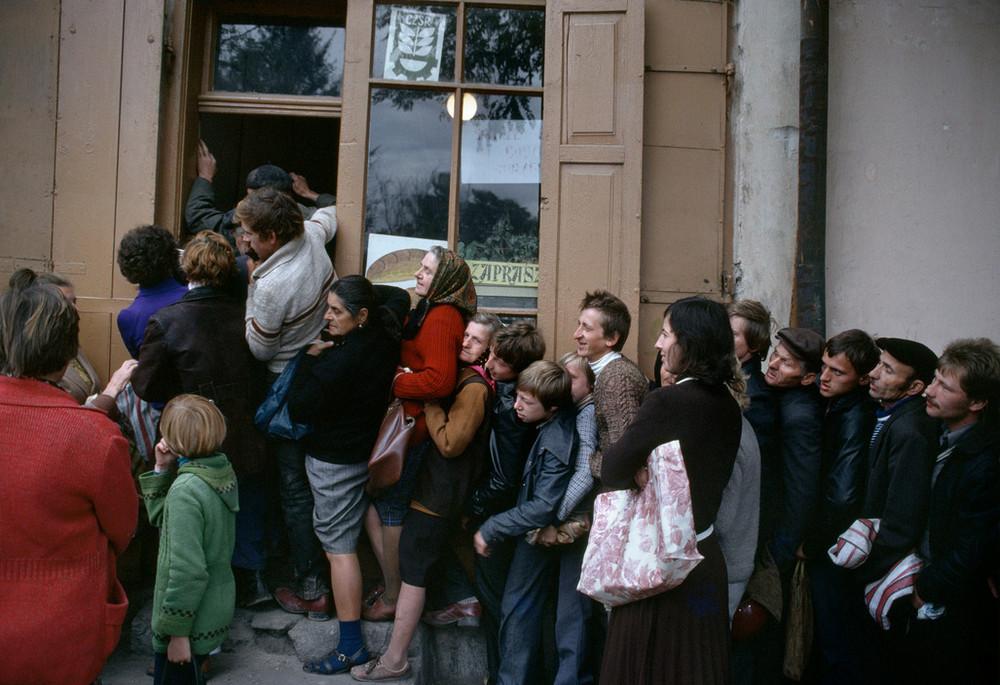 Портрет Польши в начале 1980-х. Фотограф Бруно Барби  57