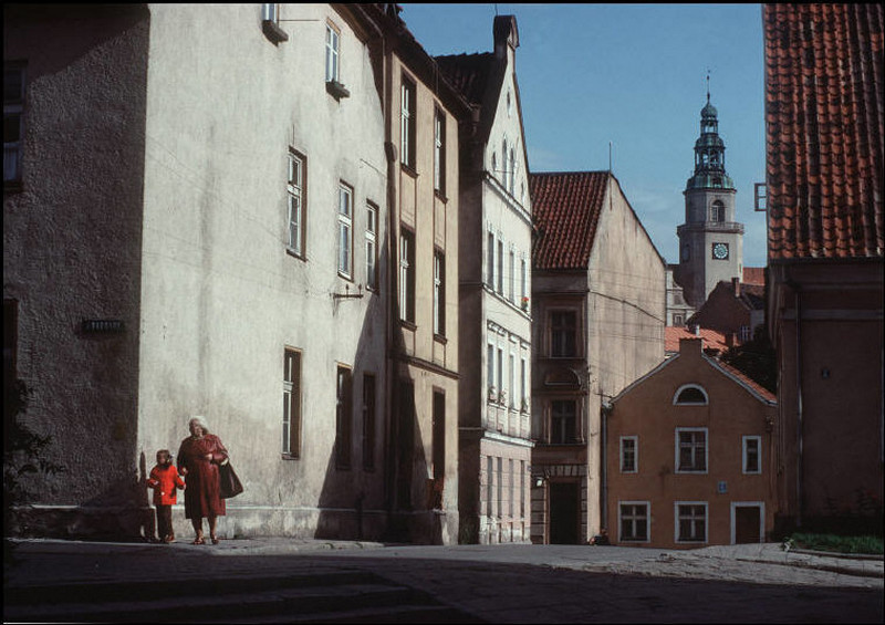 Портрет Польши в начале 1980-х. Фотограф Бруно Барби  65