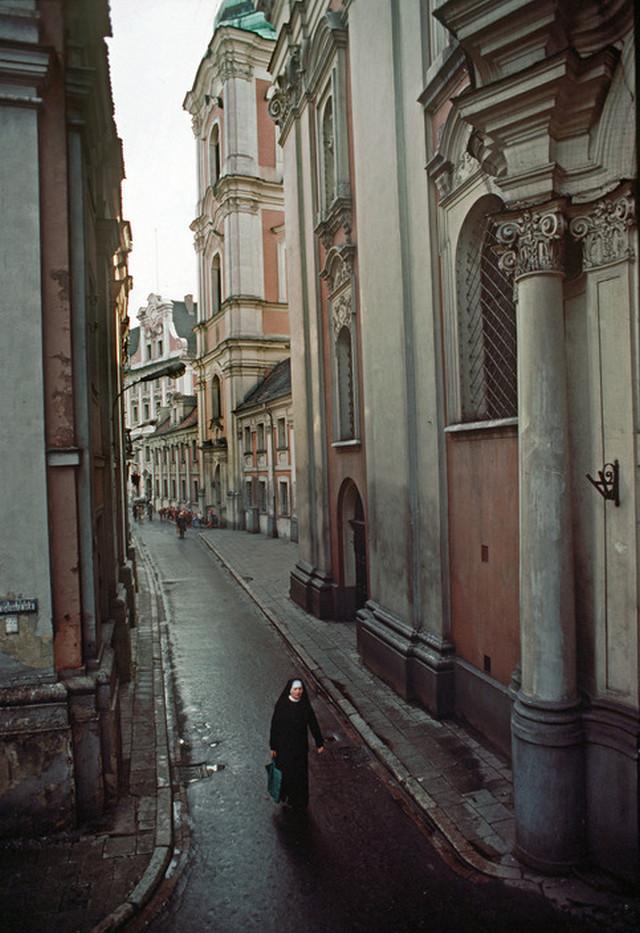 Портрет Польши в начале 1980-х. Фотограф Бруно Барби  66