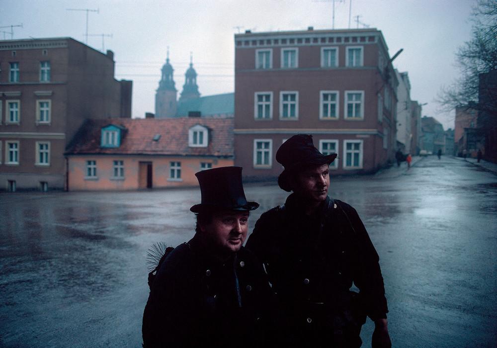 Портрет Польши в начале 1980-х. Фотограф Бруно Барби  67