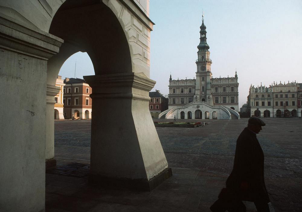 Портрет Польши в начале 1980-х. Фотограф Бруно Барби  68