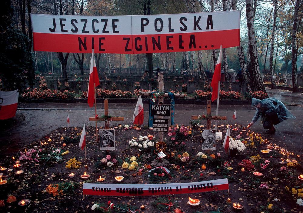 Портрет Польши в начале 1980-х. Фотограф Бруно Барби  76