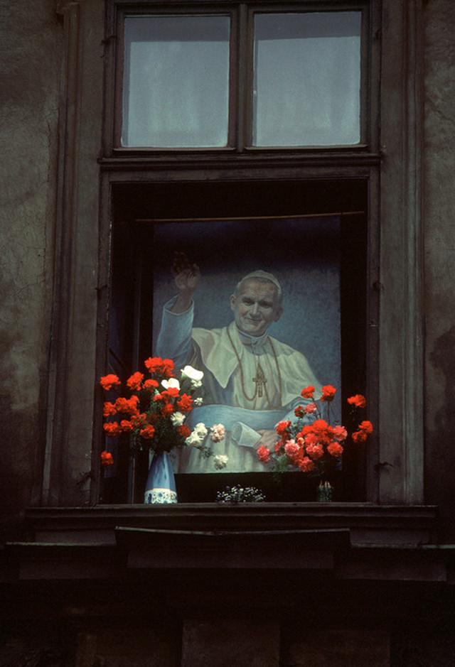 Портрет Польши в начале 1980-х. Фотограф Бруно Барби  78