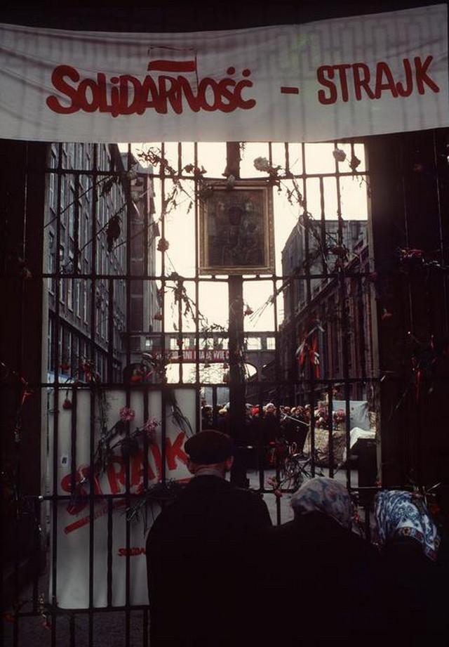 Портрет Польши в начале 1980-х. Фотограф Бруно Барби  9