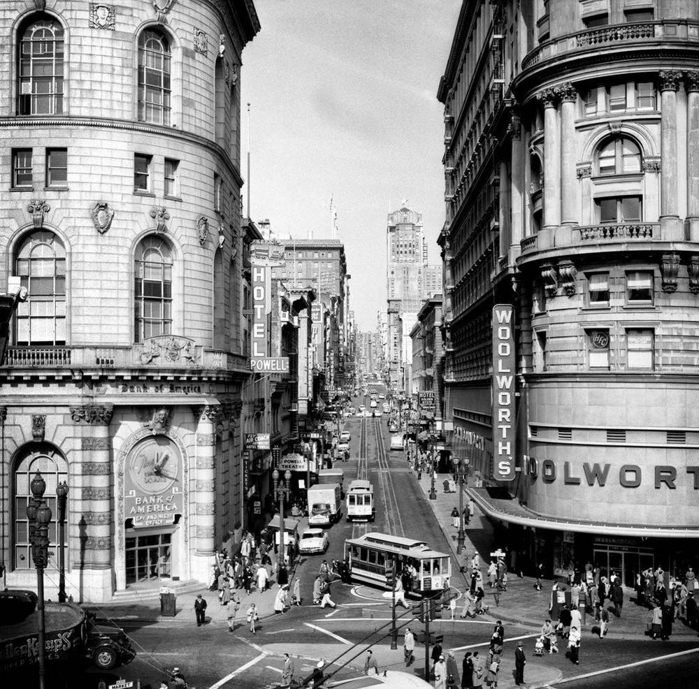 San-Frantsisko-ulichnye-fotografii-1940-50-godov-Freda-Liona 25