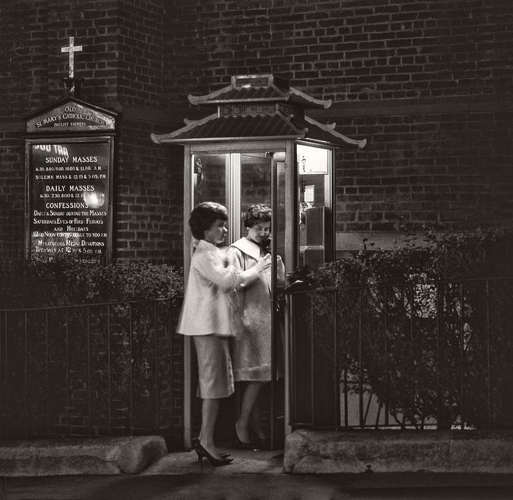 San-Frantsisko-ulichnye-fotografii-1940-50-godov-Freda-Liona 33