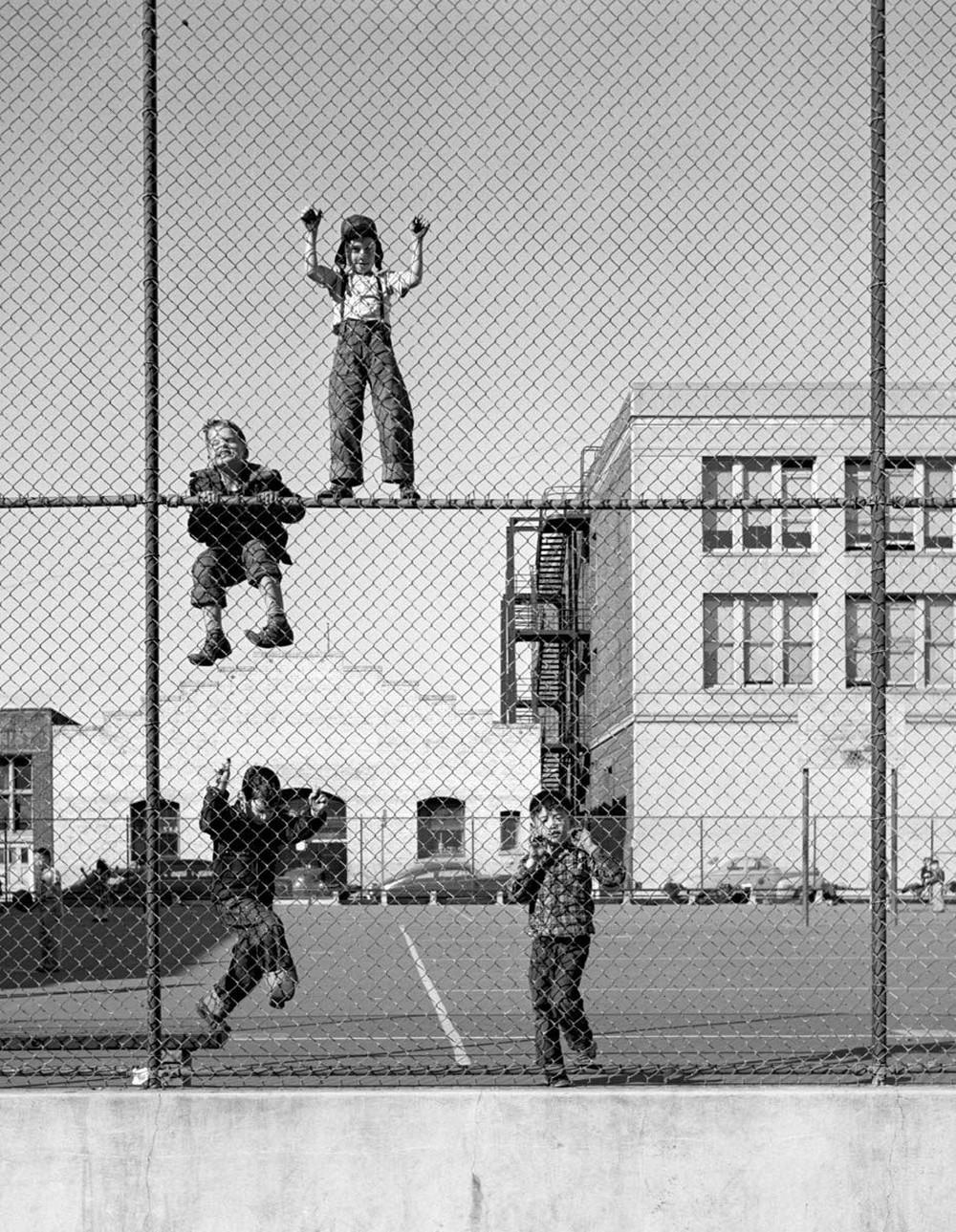 San-Frantsisko-ulichnye-fotografii-1940-50-godov-Freda-Liona 35