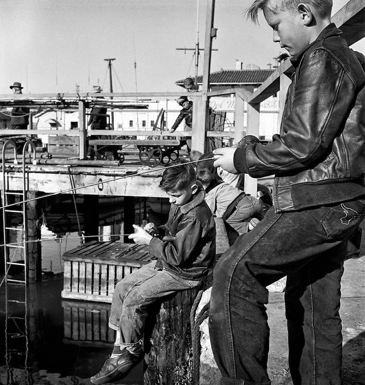 San-Frantsisko-ulichnye-fotografii-1940-50-godov-Freda-Liona 54