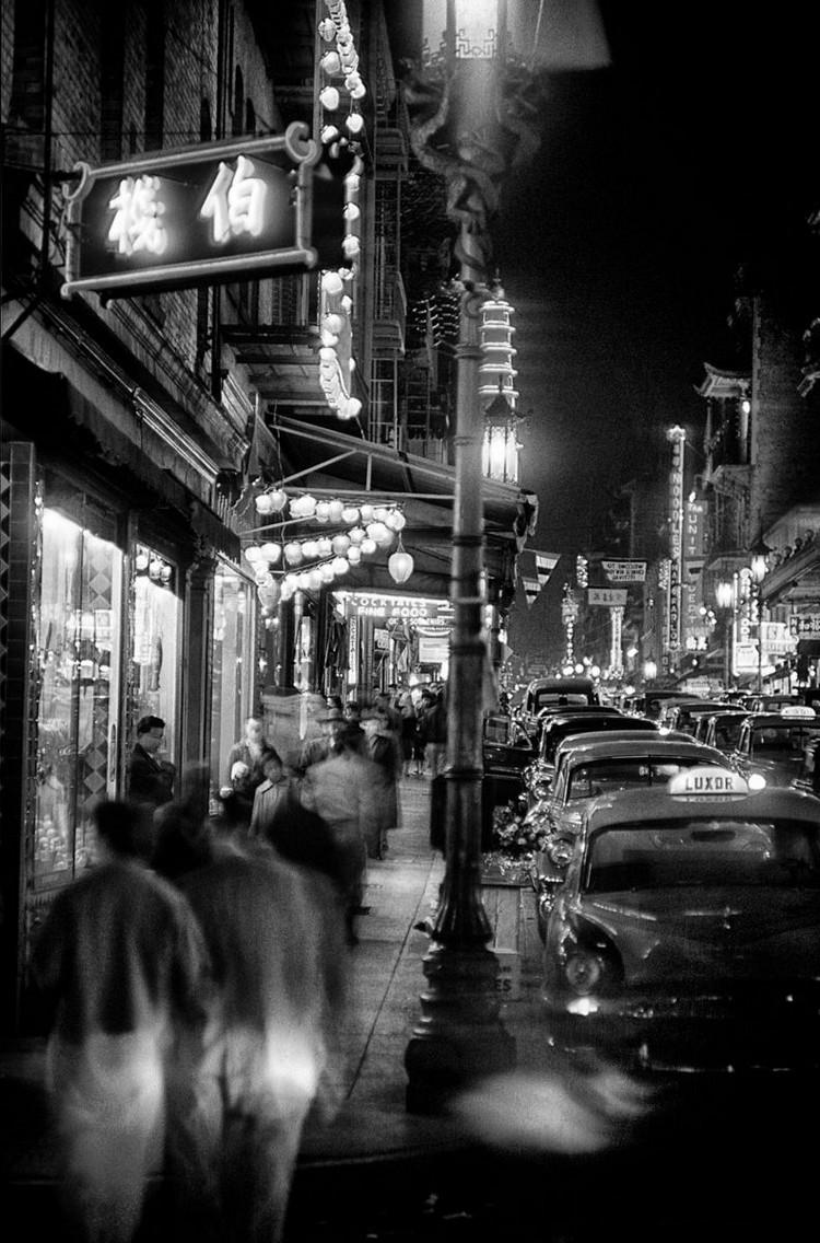 San-Frantsisko-ulichnye-fotografii-1940-50-godov-Freda-Liona 61