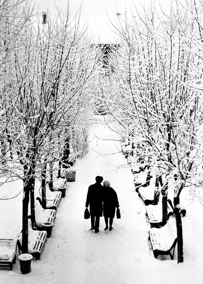 Люди и их чувства на снимках 1960-80-х годов казанского фотографа Рустама Мухаметзянова 1