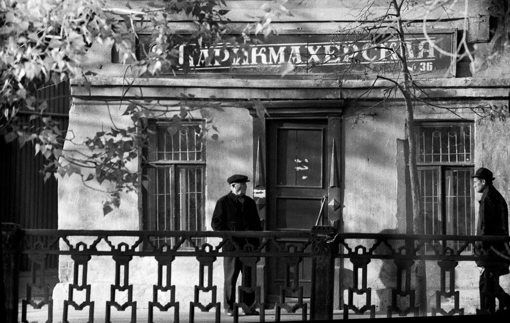 Люди и их чувства на снимках 1960-80-х годов казанского фотографа Рустама Мухаметзянова 12