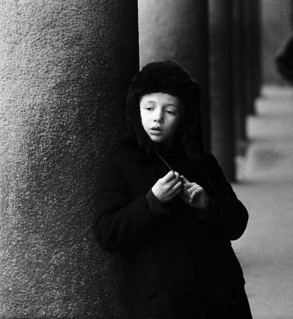 Люди и их чувства на снимках 1960-80-х годов казанского фотографа Рустама Мухаметзянова 13