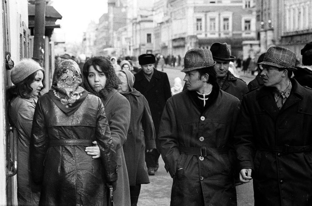 Люди и их чувства на снимках 1960-80-х годов казанского фотографа Рустама Мухаметзянова 15