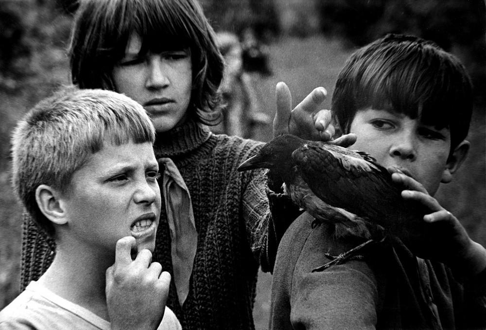 Люди и их чувства на снимках 1960-80-х годов казанского фотографа Рустама Мухаметзянова 17