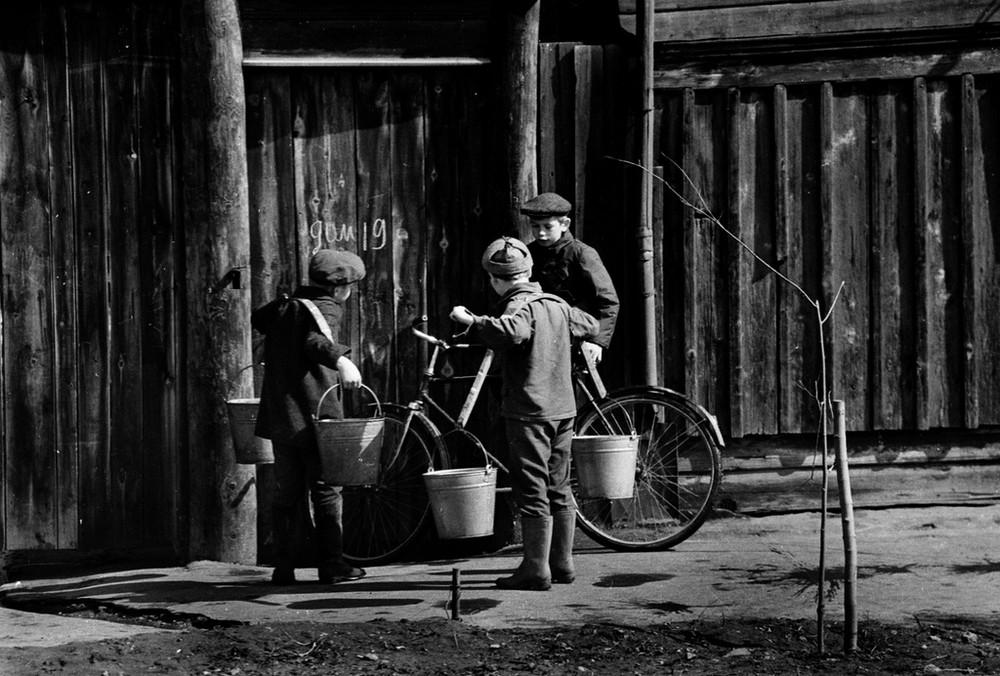 Люди и их чувства на снимках 1960-80-х годов казанского фотографа Рустама Мухаметзянова 18