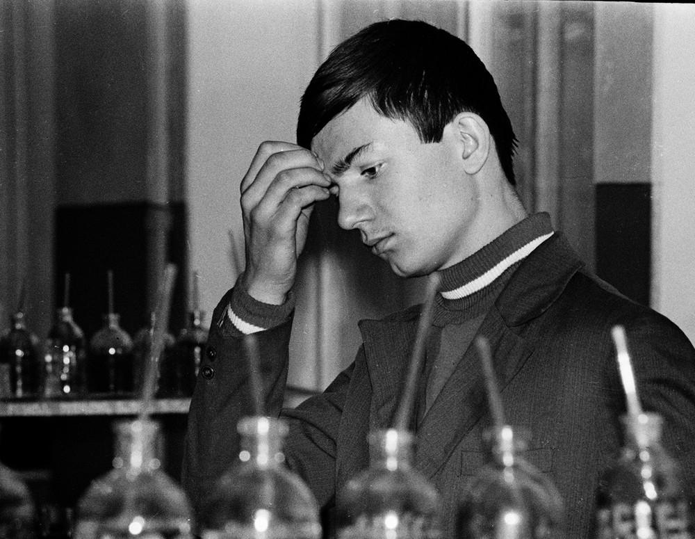 Люди и их чувства на снимках 1960-80-х годов казанского фотографа Рустама Мухаметзянова 19